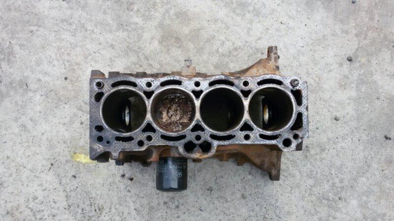 Блок двигателя Toyota Corolla AE110 5A-FE 1998