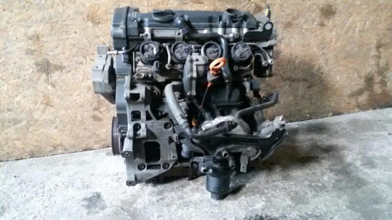 Двигатель Volkswagen Passat B6 3C2 BVY 2006