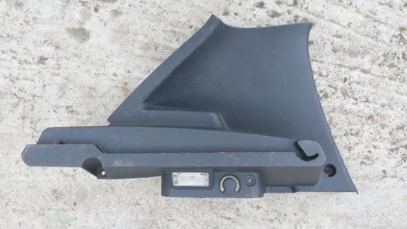 Обшивка багажника Renault Sandero Stepway BS11 K7MF710 2013 задняя левая