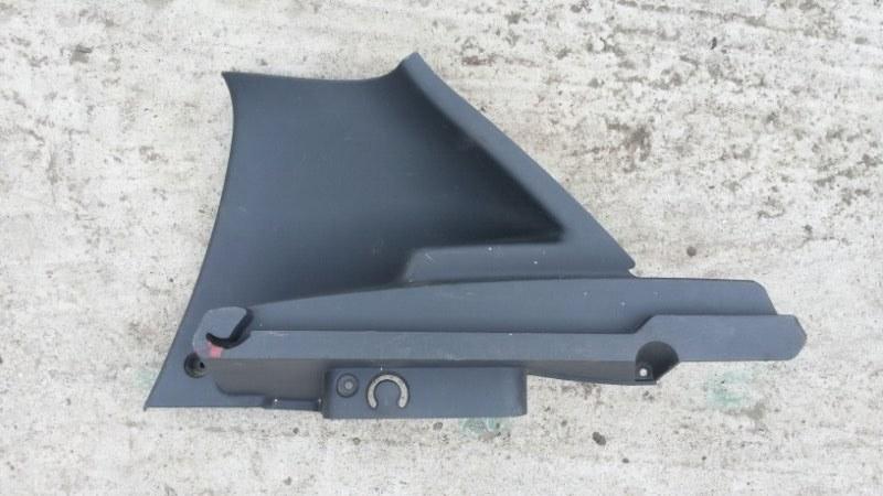 Обшивка багажника Renault Sandero Stepway BS11 K7MF710 2013 задняя правая