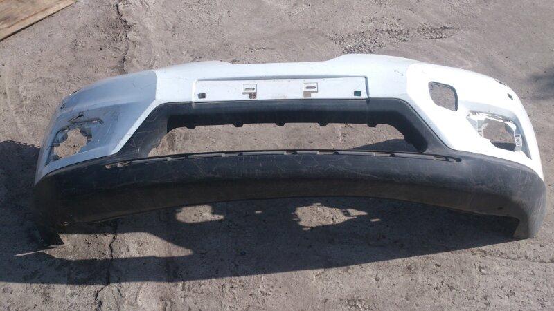 Бампер Nissan X-Trail T32 передний
