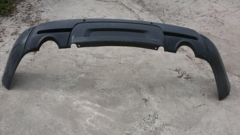 Бампер Ford Explorer задний