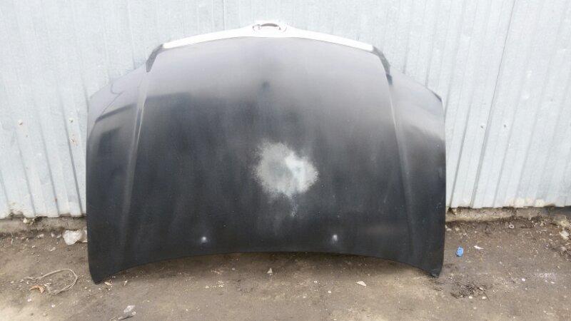 Капот Toyota Corolla Fielder ZZE122 1ZZ-FE 2005