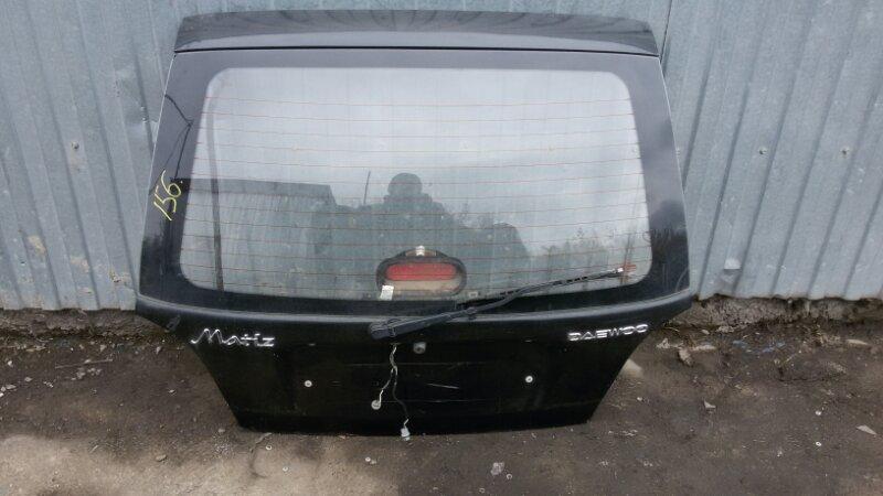 Дверь багажника Daewoo Matiz KLYA A08S3 2012