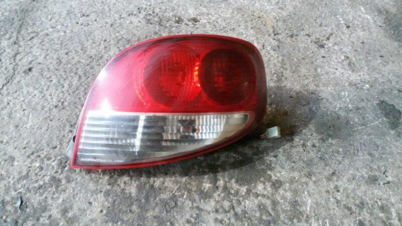 Стоп-сигнал Daewoo Matiz KLYA A08S3 2012 задний правый