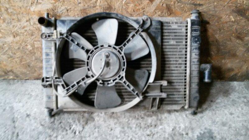 Радиатор двс Daewoo Matiz KLYA A08S3 2012