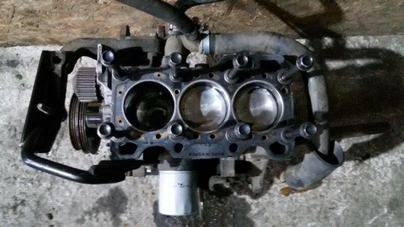 Двигатель Daewoo Matiz KLYA A08S3 2012