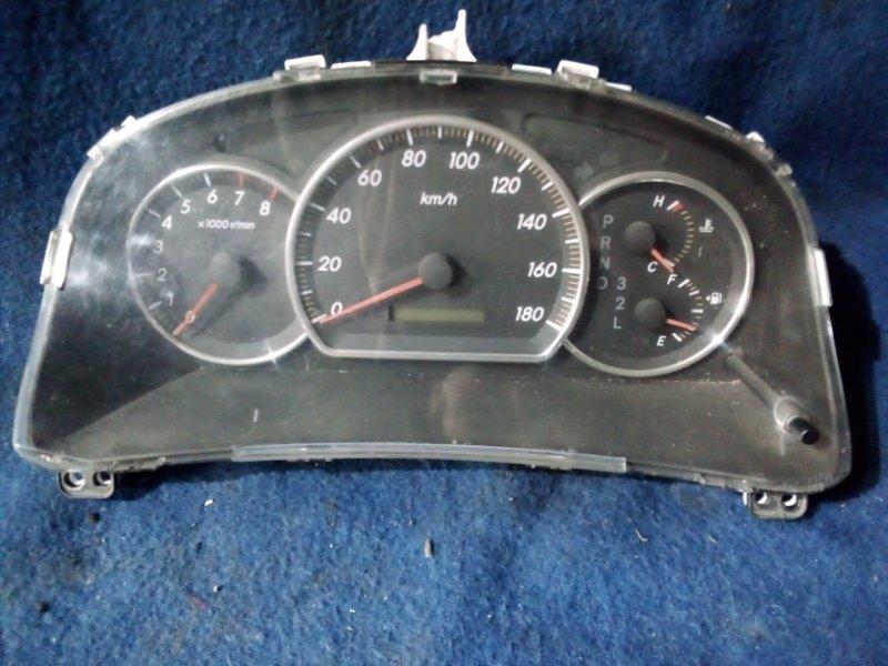 Панель приборов Toyota Alphard ANH15 2AZ-FE 2003