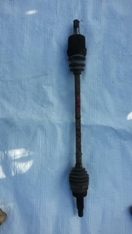 Привод Kia Sorento XM D4HB 2010 задний левый