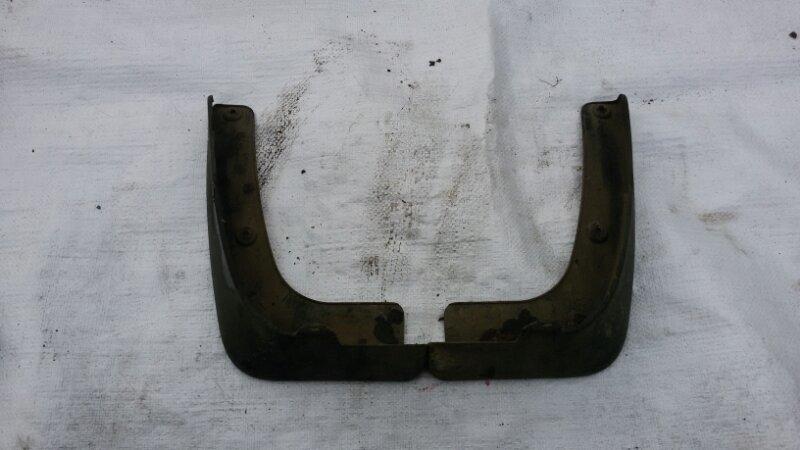 Брызговик Kia Sorento XM D4HB 2010 задний