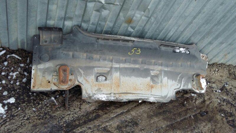 Панель кузова задняя Lifan Solano 620 LF481Q3 2012
