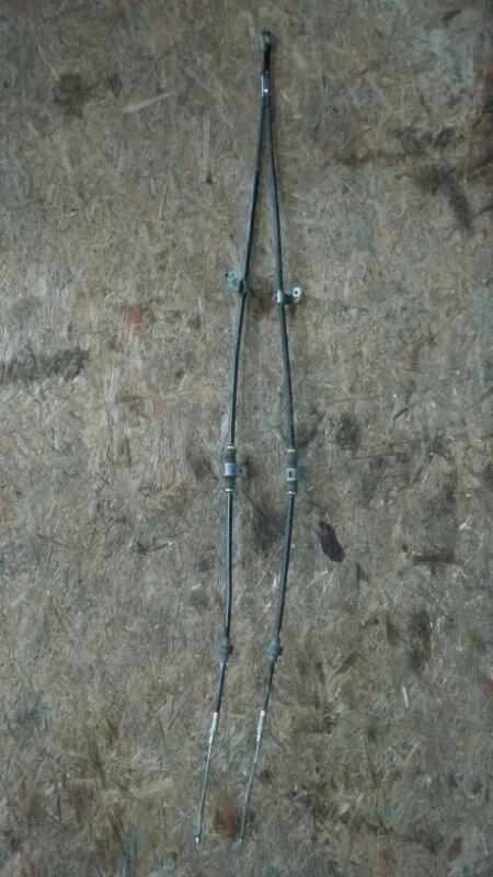 Трос ручника Mitsubishi Lancer X CY 4A92 2012