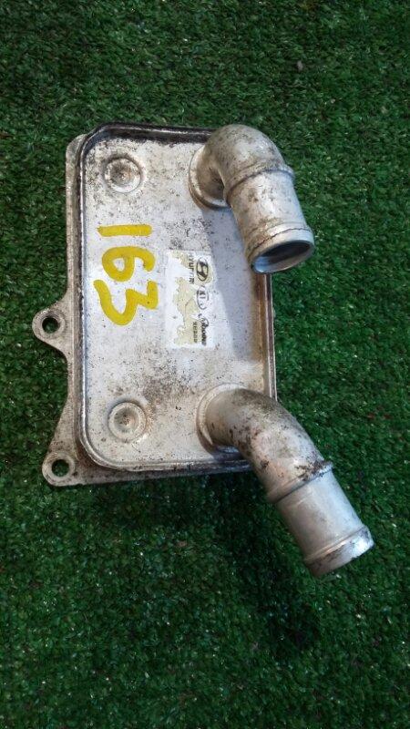 Радиатор масляный Kia Sorento XM D4HB 2010
