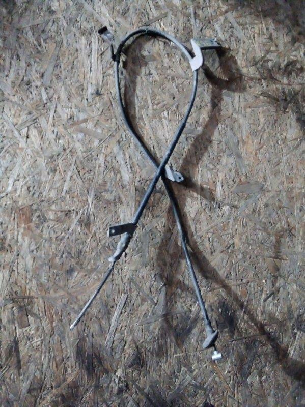 Трос ручника Suzuki Swift ZC71S K12B 2009 правый