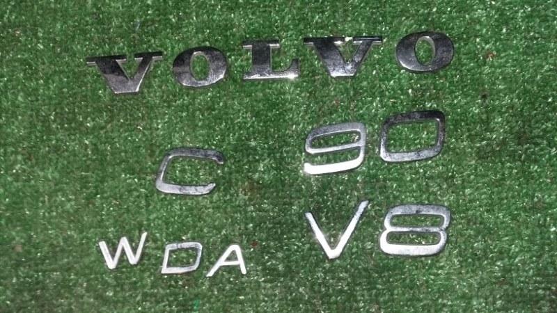 Эмблема Volvo Xc90 C B8444S 2007