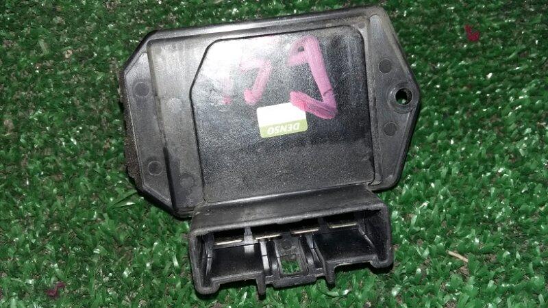 Реостат печки Toyota Alphard ANH15 2AZ-FE 2003