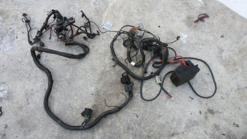 Электропроводка Uaz Patriot 3163 409050 2013
