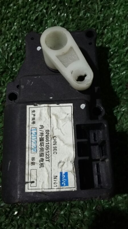 Моторчик заслонки отопителя Chery Very A13 SQR477F 2012