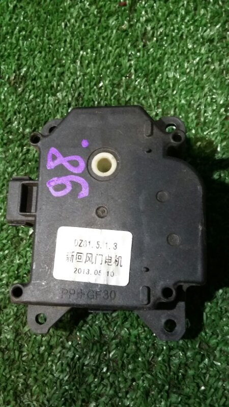 Моторчик заслонки отопителя Lifan X60 215800 LFB479Q 2014