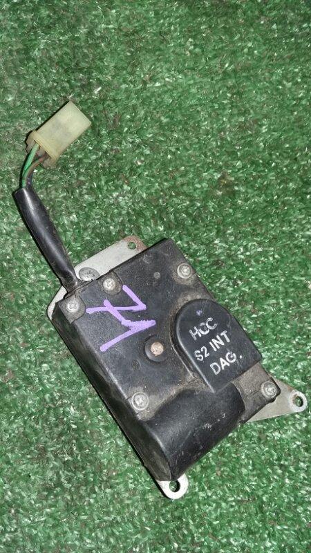 Моторчик заслонки отопителя Kia Spectra LD S6D1 2008