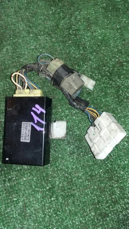 Блок электронный Toyota Sprinter EE101 4E-FE 1992