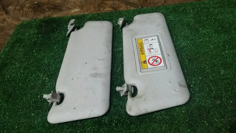 Козырек солнцезащитный Nissan Almera G15 K4MF496 2016