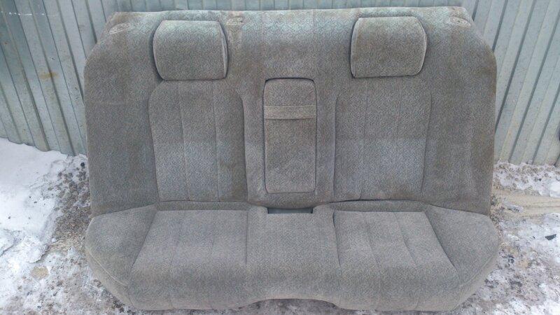 Сиденья Toyota Mark Ii JZX100 1JZ-GE 1998 задняя