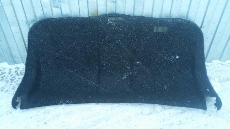 Обшивка крышки багажника Nissan Almera G15 K4MF496 2016