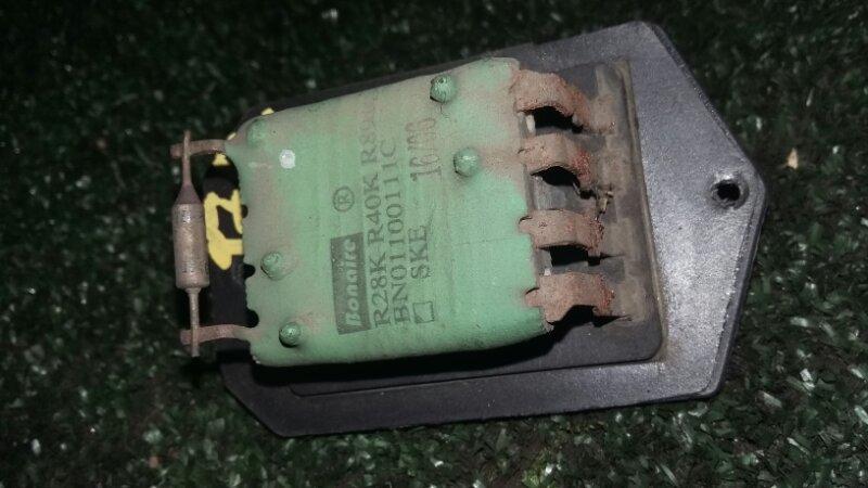 Реостат печки Chery Tiggo T11 4G64S4M 2006