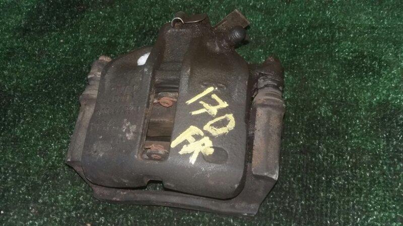 Суппорт Chery Tiggo T11 4G64S4M 2006 передний левый