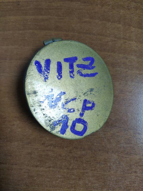 Заглушка бампера Toyota Vitz SCP10 2000