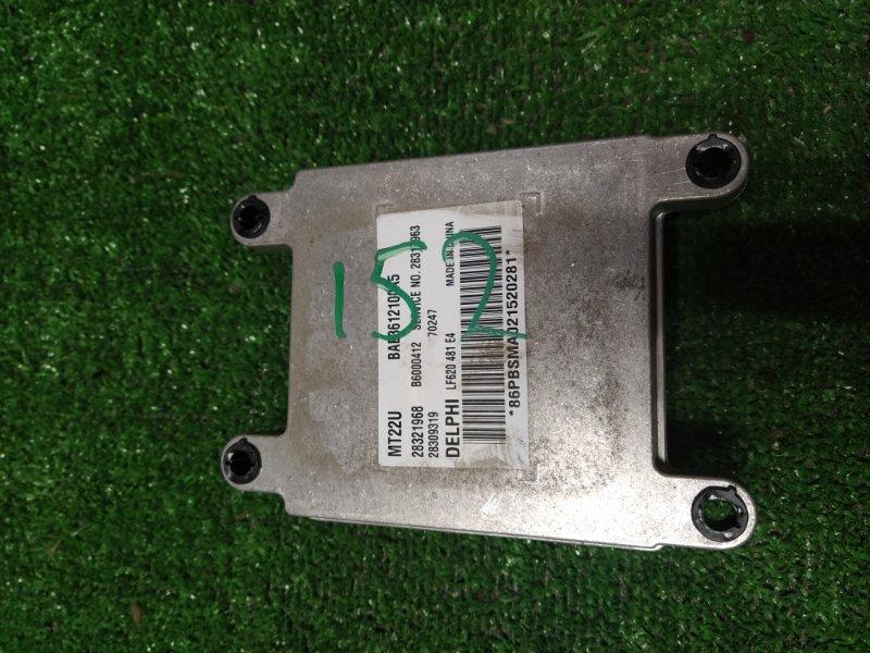 Блок управления двигателем Lifan Solano 214813 LF481Q3 2013