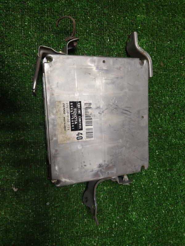 Блок управления двигателем Toyota Alphard ANH15 2AZ-FE 2003