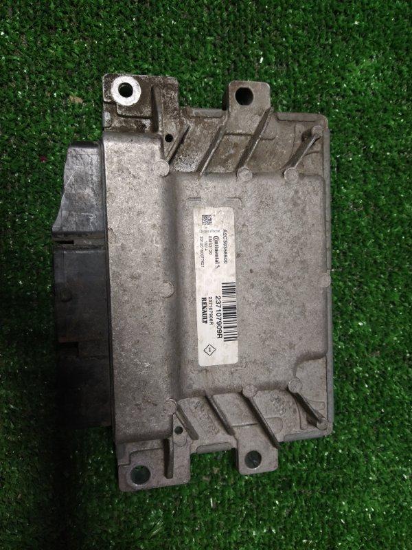 Блок управления двигателем Nissan Almera G15 K4MF496 2016