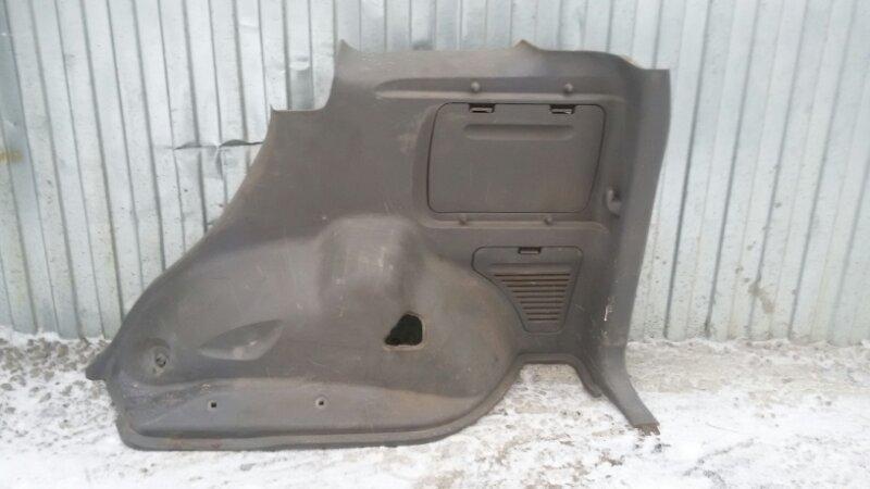 Обшивка багажника Chery Tiggo T11 4G64S4M 2006 задняя правая