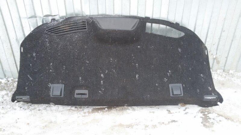 Полка багажника Nissan Almera G15 K4MF496 2016 задняя
