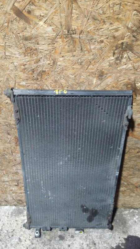 Радиатор кондиционера Toyota Mark Ii JZX100 1JZ-GE 1998