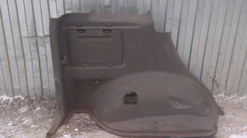 Обшивка багажника Chery Tiggo T11 4G64S4M 2006 задняя левая