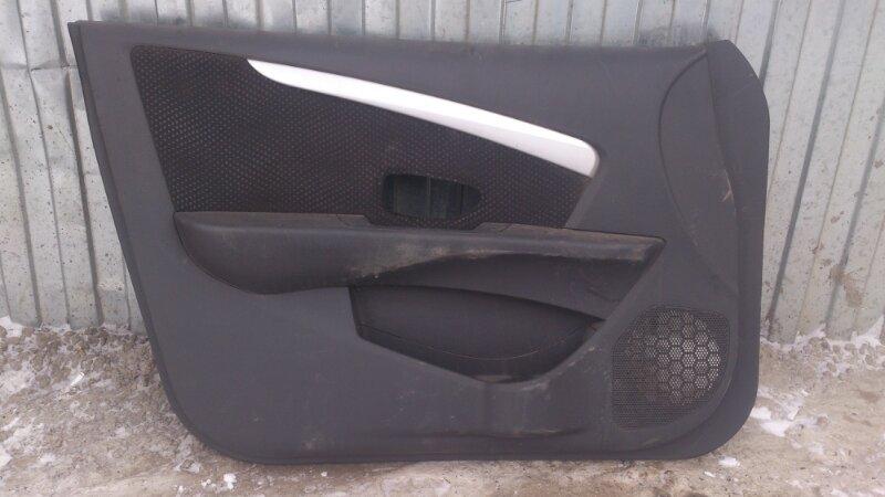 Обшивка двери Nissan Almera G15 K4MF496 2016 передняя левая