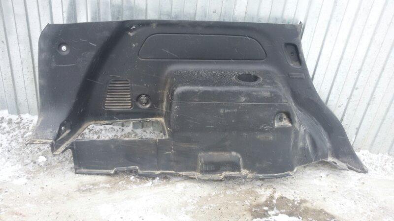 Обшивка багажника Daewoo Winstorm KLAC Z20S1 2008 задняя левая