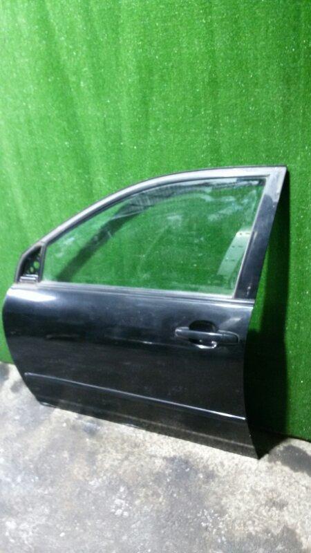 Дверь Toyota Corolla Fielder ZZE-122 1ZZ-FE 2005 передняя левая