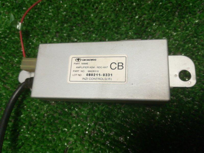 Блок электронный Daewoo Winstorm KLAC Z20S1 2008