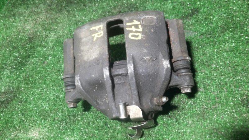 Суппорт Chery Tiggo T11 4G64S4M 2006 передний правый