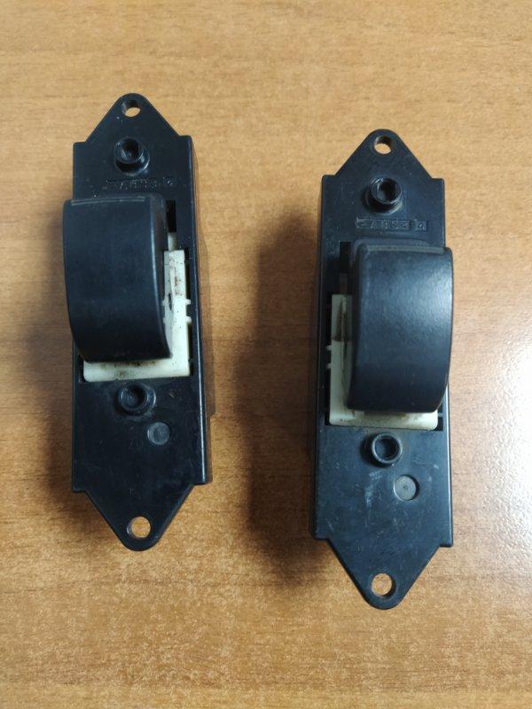 Кнопка стеклоподъемника Mitsubishi Lancer X CY 4A92 2012