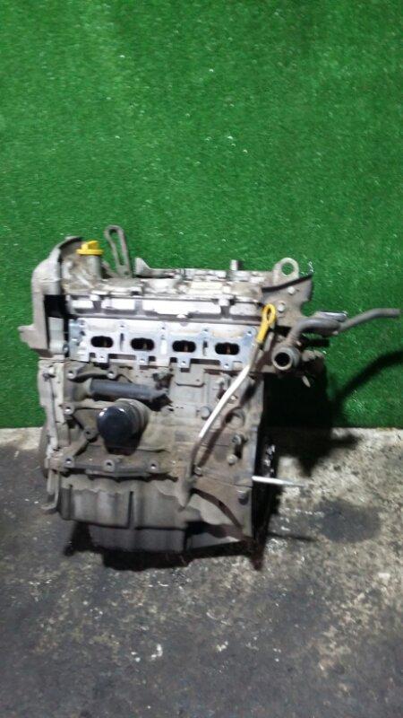 Двигатель Nissan Almera G15 K4MF496 2016