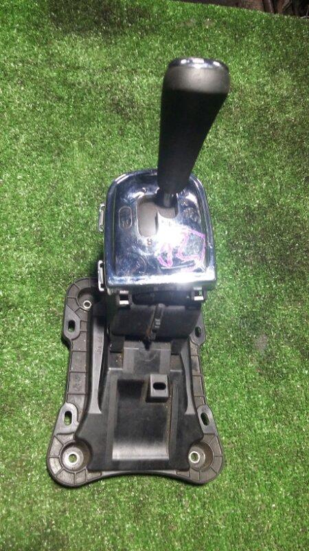 Рычаг переключения кпп Peugeot 207 WC ET3J4 2010