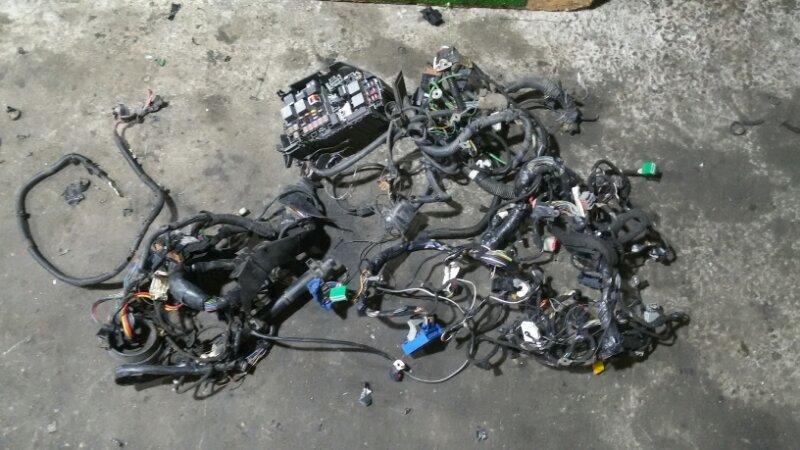 Электропроводка Ford Mondeo Iv BD AOBA 2009
