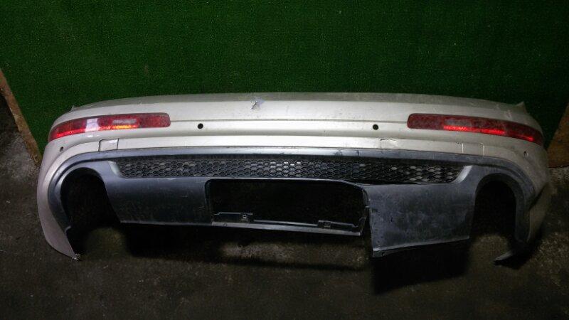 Бампер Audi Q7 4LB 2008 задний