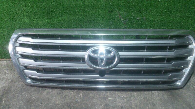 Решетка радиатора Toyota Land Cruiser VDJ200 2013