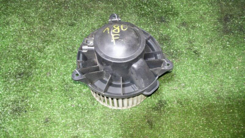 Мотор печки Nissan Pathfinder R51 YD25 2006 передний